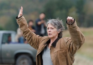 East The Walking Dead Carol Peletier