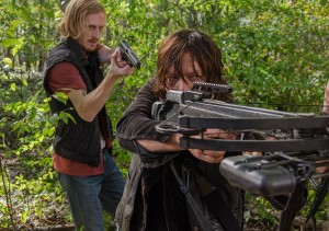 East The Walking Dead Daryl Dixon