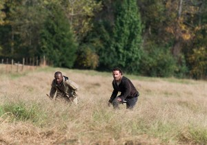 East The Walking Dead Rick Grimes Morgan