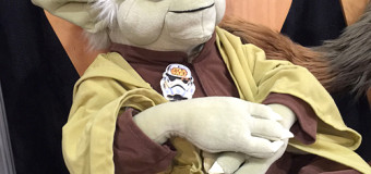 The Appeal of Characters, and the Best Plush Yoda Ever: Comic Images at Toy Fair