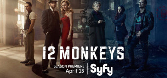 SyFy Channel Releases 12 Monkeys Season 2 Premiere Early for Streaming