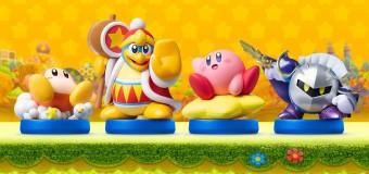 Kirby Series Amiibo Pre-Orders Coming to GameStop