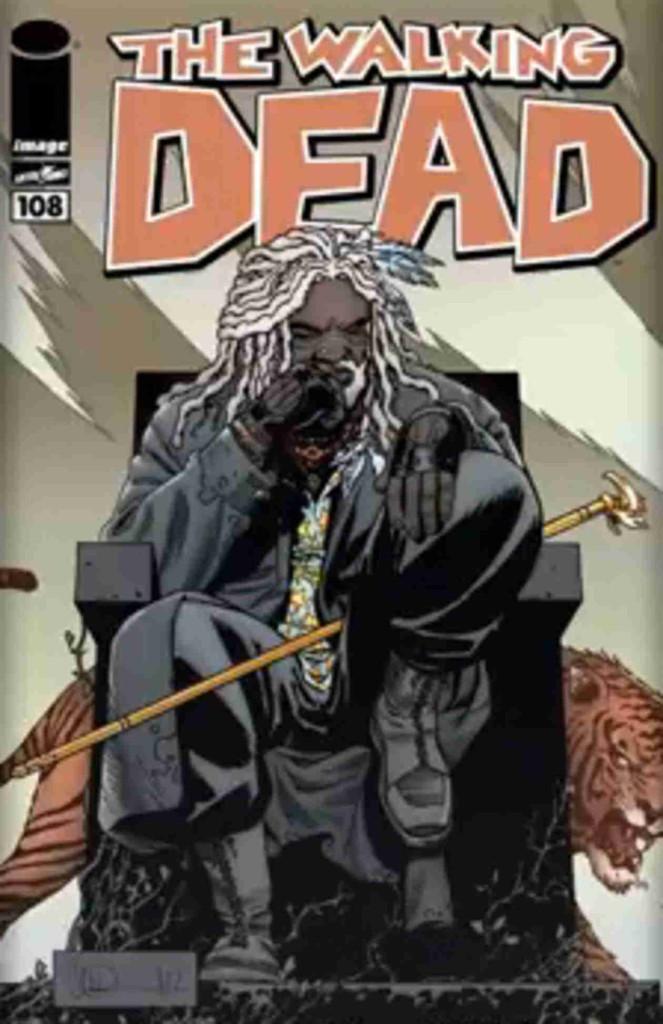 King Exekiel The Walking Dead