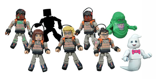 Ghostbusters Reboot Minimates