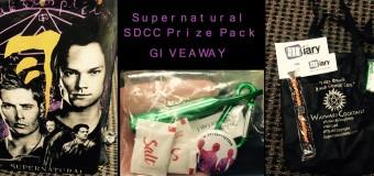 Supernatural SDCC Prize Pack Giveaway!