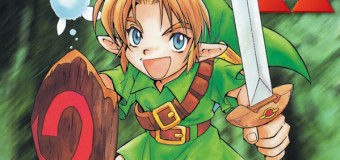 """Legend of Zelda: Legendary Edition"" Manga Coming November 1st"