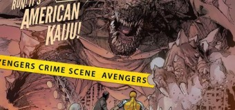New Avengers Issue 9 Review: Up From the Depths