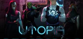 Utopia Descending: LARP Meets ARG