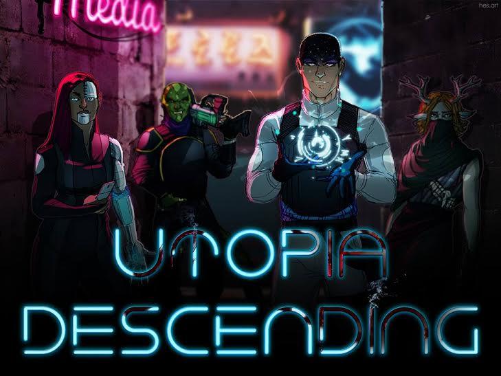 Utopia Descending