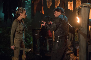 Nevermore The 100