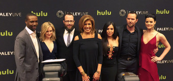 Blindspot Panel at Paley Center NYC