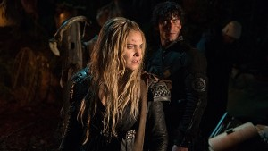 Nevermore The 100 Clark Griffin