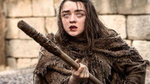 Game of Thrones Season 6 Arya Stark