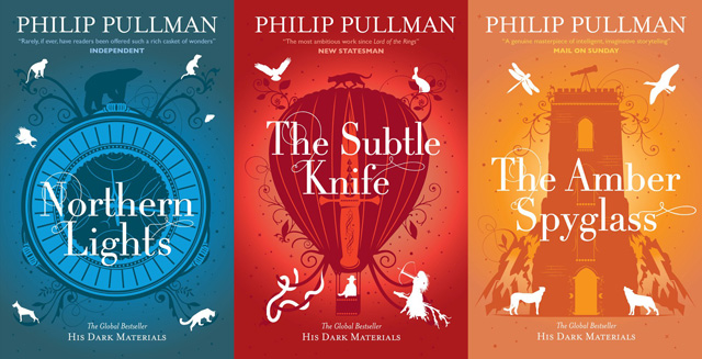His Dark Materials, Book of Dust