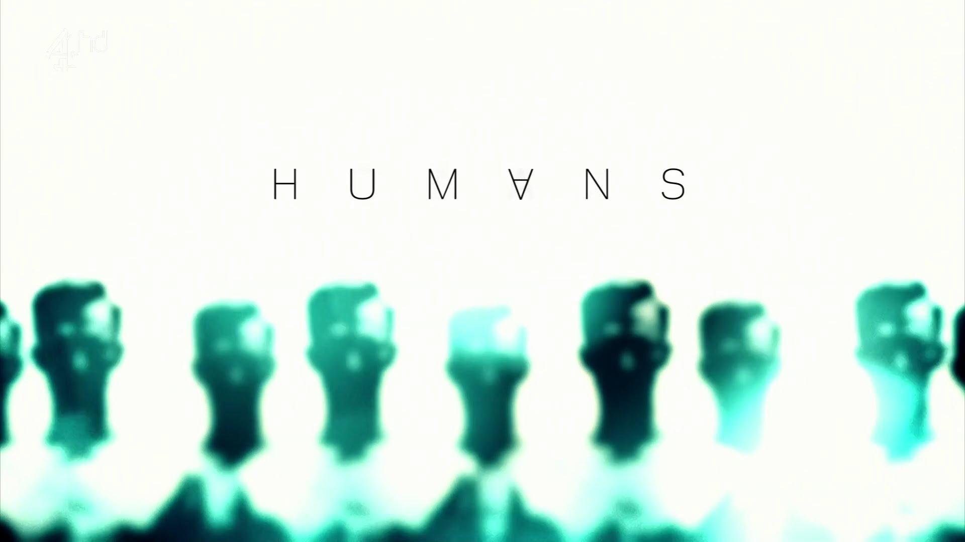 humans titlecard