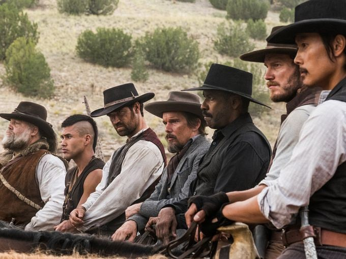 "First ""The Magnificent Seven"" Trailer"