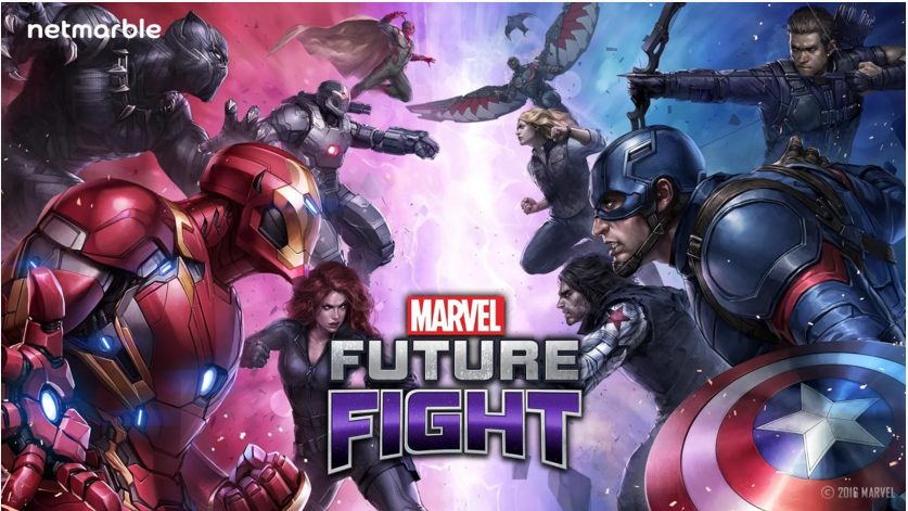 Marvel Future Fight Update 2.1.0 Civil War