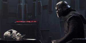 Kylo Ren Darth Vader