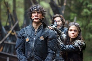 The 100, Fallen, Bellamy & Octavia