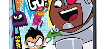 Teen Titans Go! 'Eat. Dance. Punch!' Season 3 DVD Part 1 Review