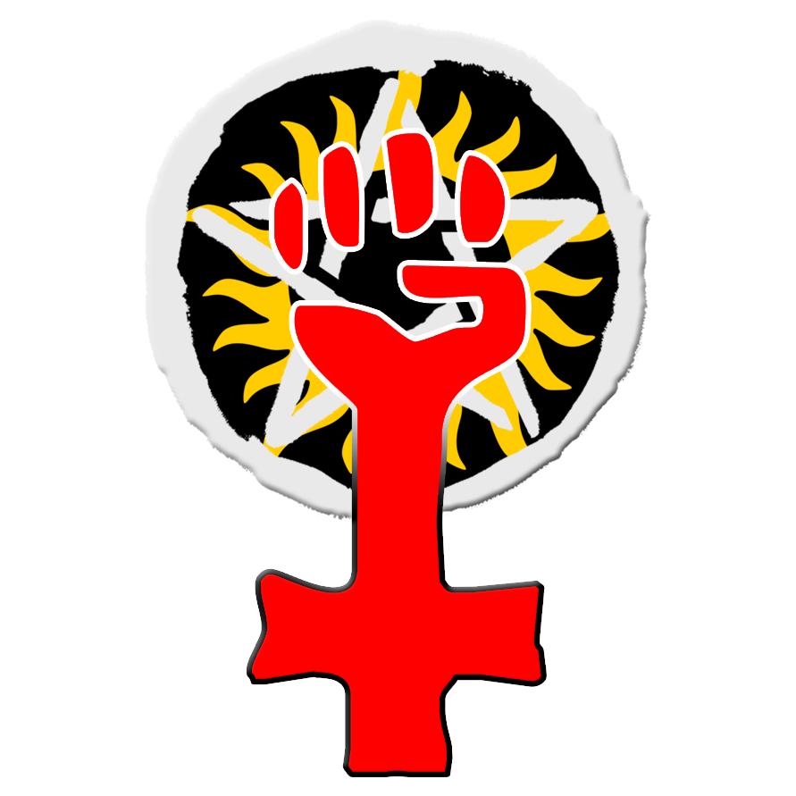 Ladies of SPN Con logo