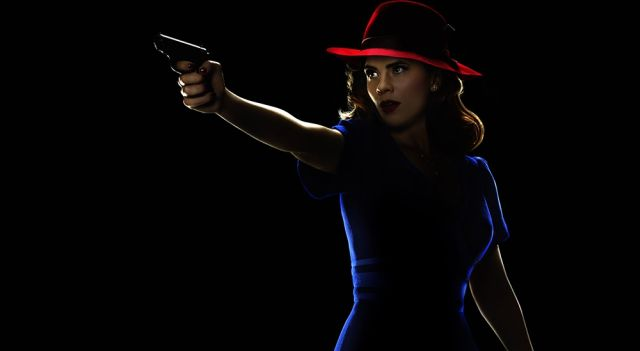 Agent Carter is Canceled