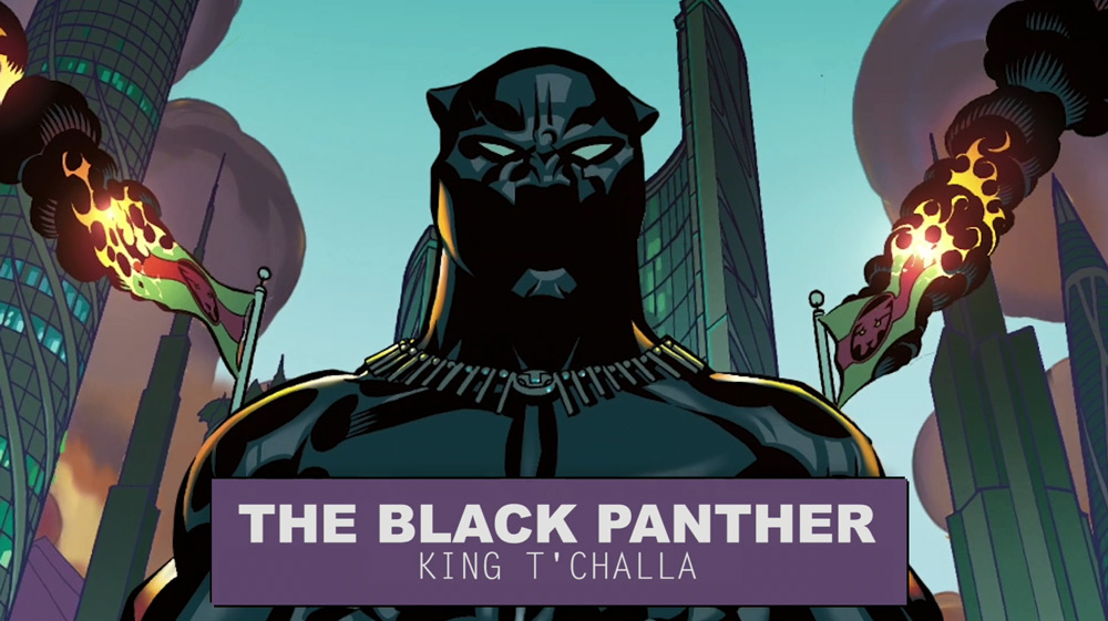 Black Panther video series