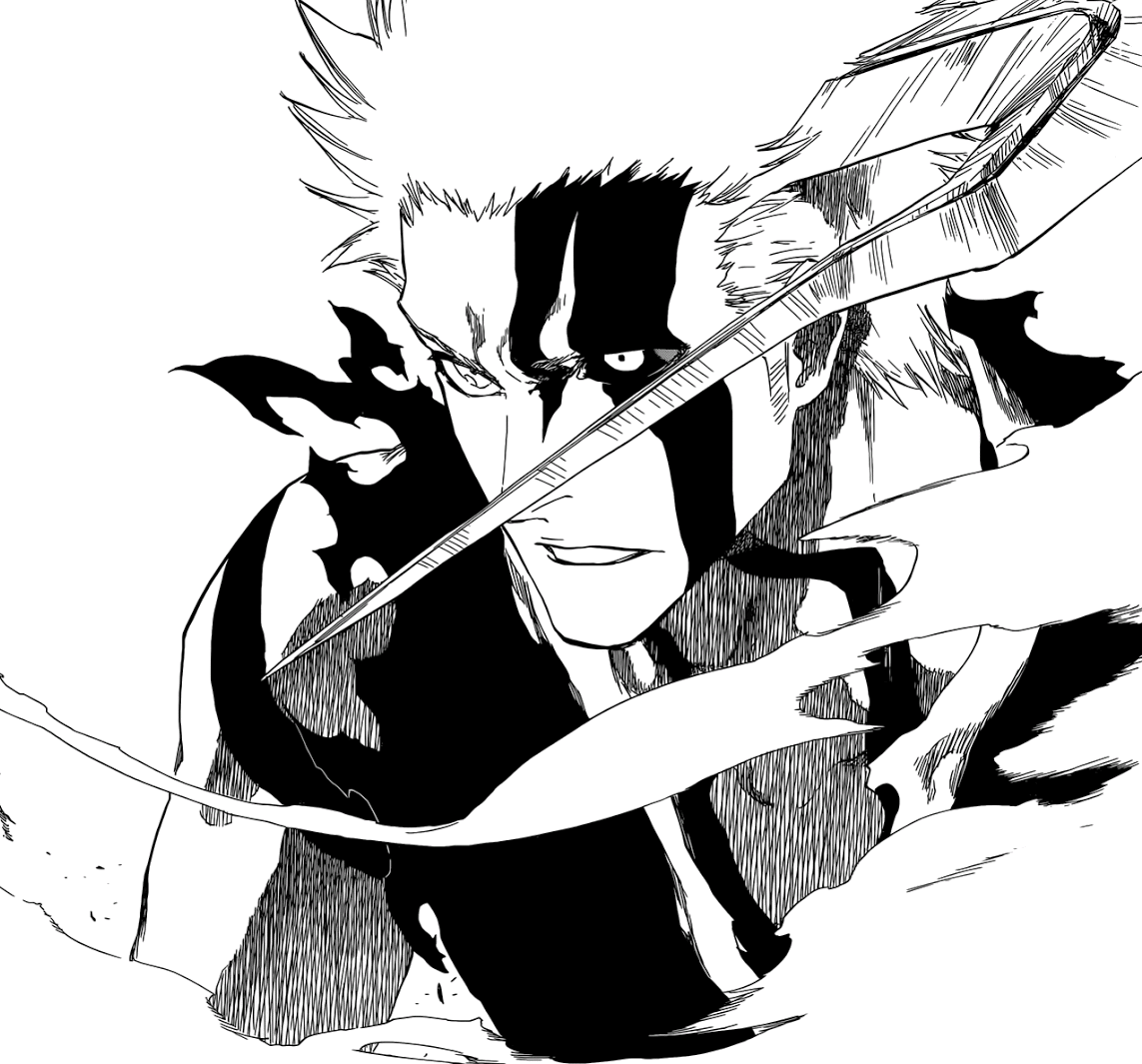 Bleach 675 New Form Ichigo