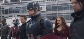 'Captain America: Civil War' – The Steve and Bucky Love Story