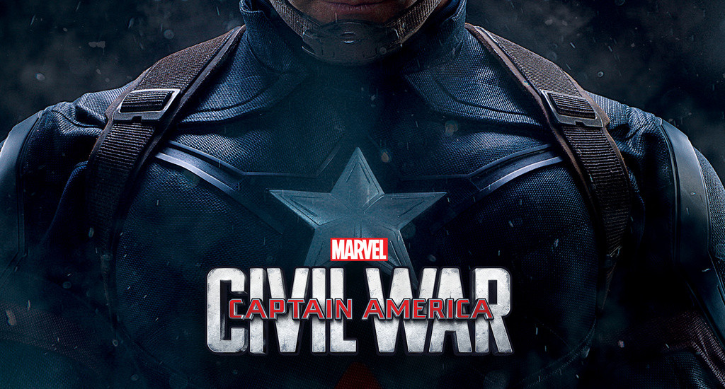 Captain America: Civil War pop-up stores
