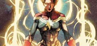 """Oops? Russo Brothers Accidentally Confirm Captain Marvel """"Infinity War"""" Appearance"""