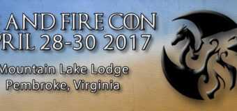 Exclusive Details: Ice and Fire Con Is Back in 2017!