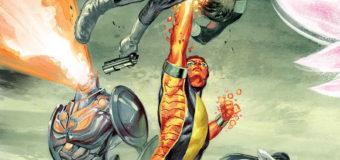 Artists Paco Medina and Juan Vlasco take the New Avengers to Civil War II
