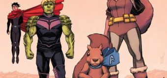 New Avengers Issue 11 Review: Sunspot's Secret Plan