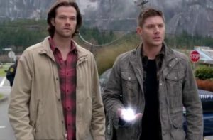 Supernatural 11.20 - Don't Call Me Shurley