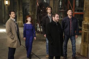 Supernatural 11.22 - We Happy Few