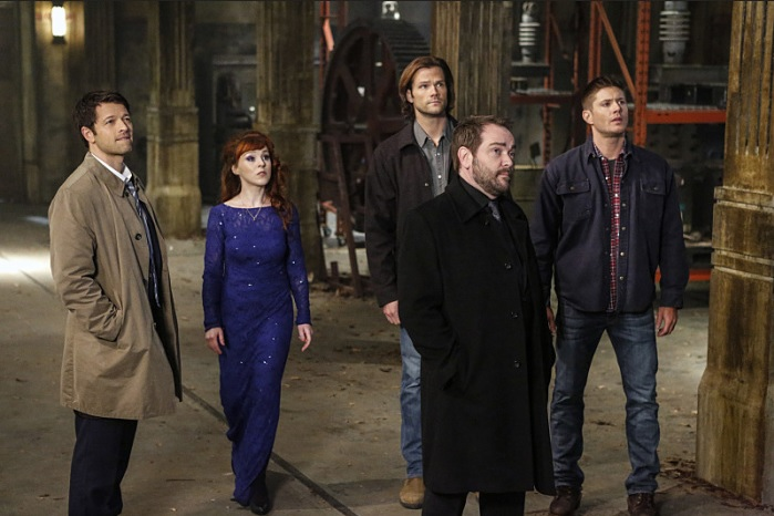 Supernatural 11.22 - We Happy Few