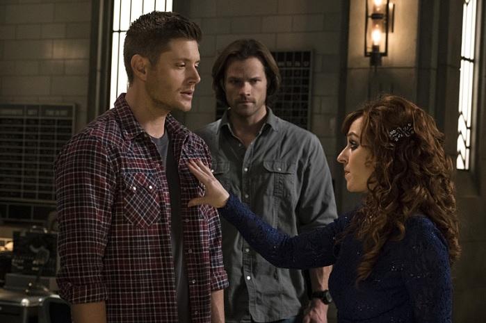 Supernatural 11.23 - Alpha and Omega