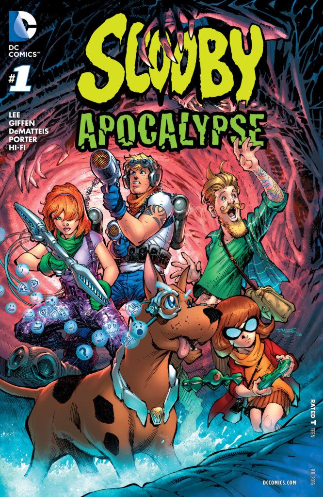 Scooby-Doo Scooby Apocalypse
