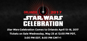 Star Wars Celebration 2017: Is Orlando the new Star Wars Capitol?