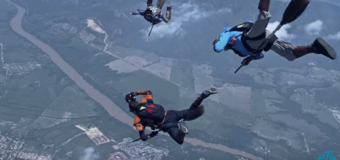 Skydiving Quidditch Takes Harry Potter Fandom to the Skies