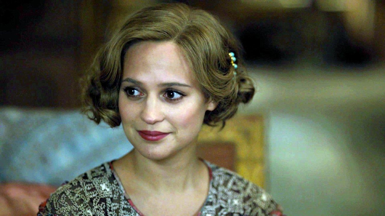 """Alicia Vikander in """"The Danish Girl"""""""