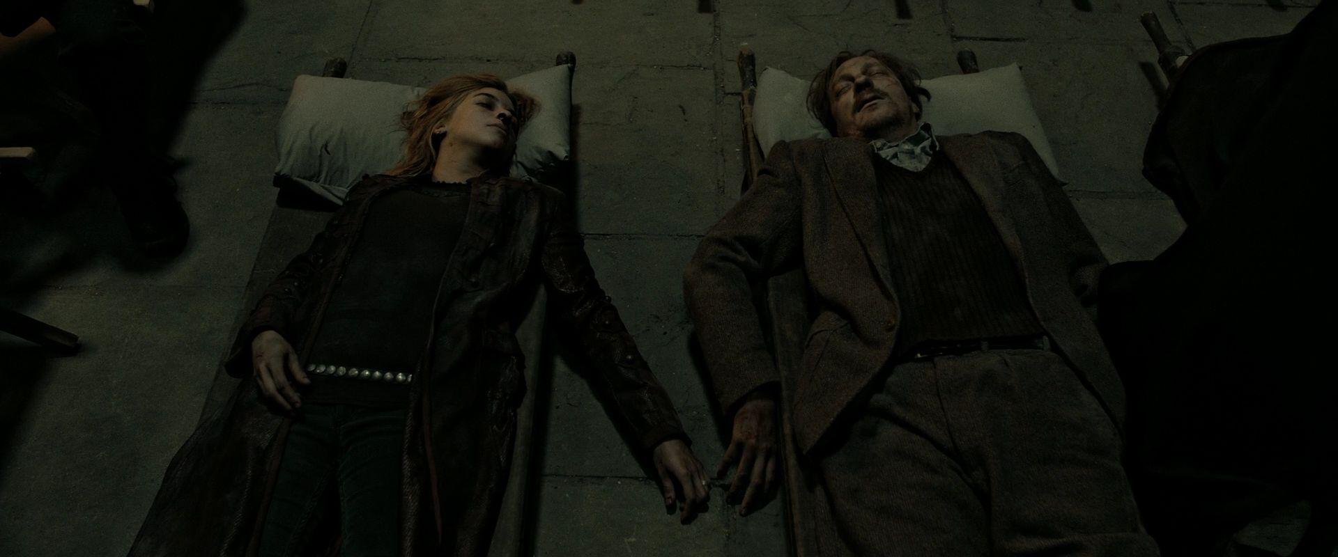 Remus Lupin & Nymphadora Tonks