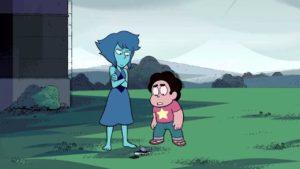 Barn Mates Steven Universe Lapis Lazuli