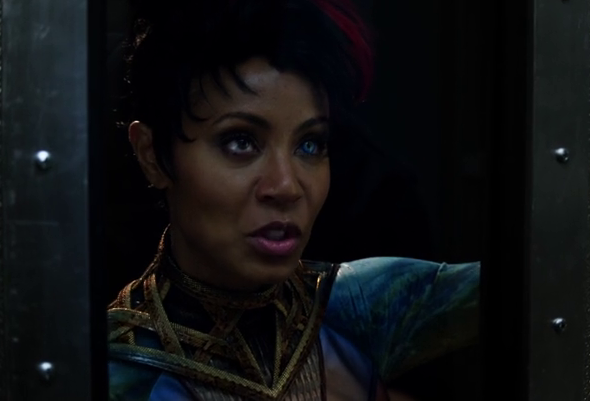 Jada Pinkett Smith Fish Mooney Gotham Season 2