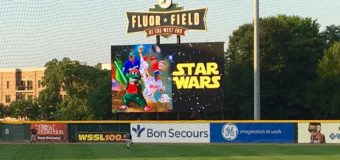 Star Wars and Baseball: You Just Can't Go Wrong