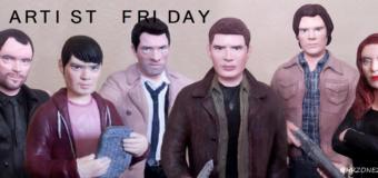 Fan Artist Friday: HR