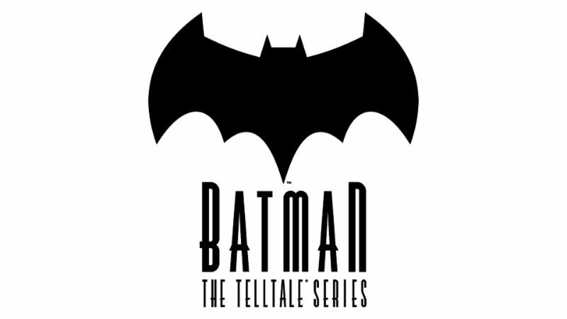 Batman The Telltale Series Title