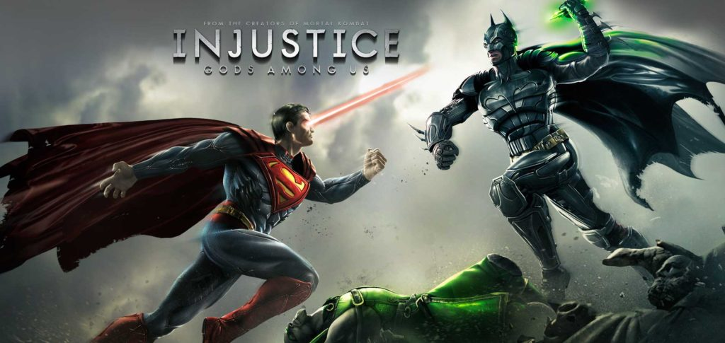 Injustice Gods Among Us Injustice 2