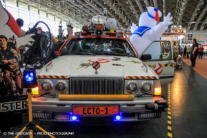 MCM Hannover Ghostbusters